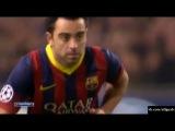 Аякс 2-1 Барселона / Гол Хави
